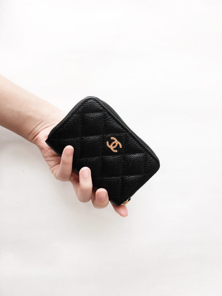 8c641f011c589d Chanel Classic Coin Purse Review | how much can it hold? – Occasional Luxury